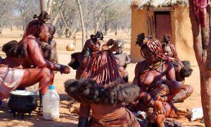 Rencontre avec les Himba