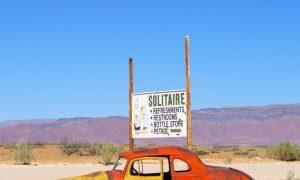 Vers Solitaire & Sesriem