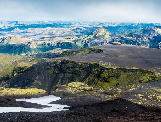 Jour 2 : de Baldvinsskáli à Þórsmörk